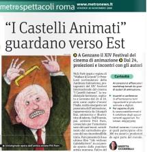 Metro Roma Venerdì 20 11 2009