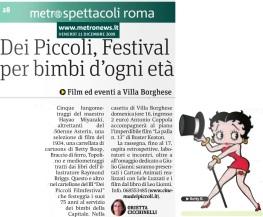 Metro Roma Venerdì 11 12 2009