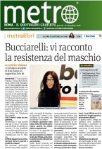 Metro Giovedì 24 11 2016 - Intervista a Elisabetta Bucciarelli