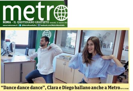 Metro Venerdì 17 03 2017
