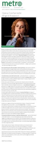 www.metronews.it Lunedì 16 01 2017