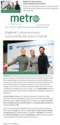 www.metronews.it Martedì 06 02 2018 - Presentazione del Festival di Sanremo 2018