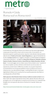 www.metronews.it Lunedì 17 10 2016