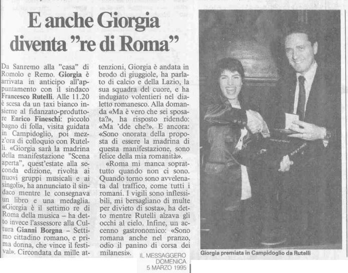 giorgia-il-messaggero-roma-giorno-e-notte-domenica-05-03-1995