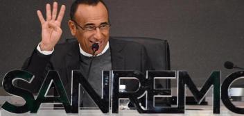 Sanremo: Conti, sono sicurissimo, non lo rifarò