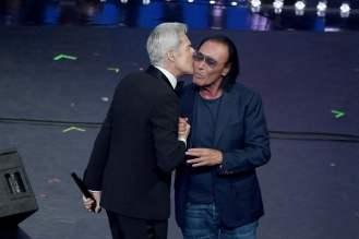 sanremo venditti bacio